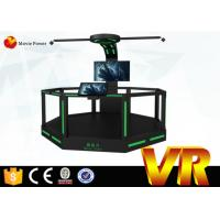 Wholesale Classic VR Super Hero Simulator Playstation Immersive VR Fantastic Arcade Shooting Games from china suppliers