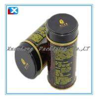 Wholesale airtight round tea tin box from china suppliers