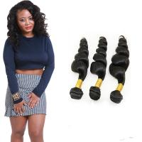 Wholesale 8a Natural Tight Loose Curly Hair Extensions / Remy Loose Deep Wave Hair from china suppliers