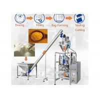 Wholesale VFFS Automatic Coffee Powder Packing Machine , CE Auger Powder Filling Machine from china suppliers