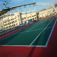 China Tennis Court Tiles, Tennis Court Suspend Floor,  Modular Tennis Court Floor for sale