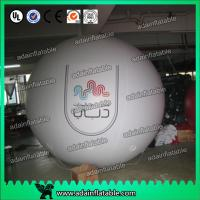 Wholesale 2.5m PVC Inflatable Helium Big Sky Balloon Advertising With Logo Printinga from china suppliers