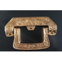 Buy cheap Gold Silver Or Copper Funeral Accessories coffin handles for Coffin Decoration from wholesalers