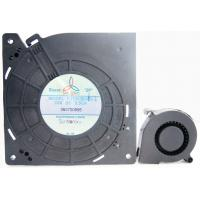 Wholesale Portable Plastic Frame 120x120x38mm, 40x40x20mm Brushless12 volt, 24V, 48V DC Fan with 7 or 9 blade from china suppliers