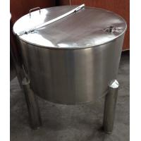 China Vertical 500L Temporary Storage Tanks , Round Temporary Water Tank for sale