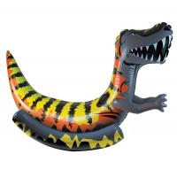 Wholesale T-Rex Rider Inflatable Pool Float PVC Kids Toys Ride-On 90*22 Inches from china suppliers