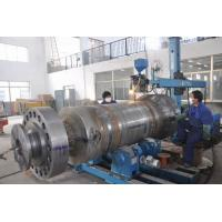 China Column and Boom Welding Manipulators For Cylinders Big Groove Use SAW Welding Model on sale