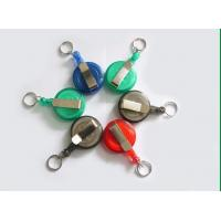 Wholesale Azo Free Yoyo Id Card Holder , Retractable Badge Reels For Work Cards from china suppliers