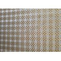 Buy cheap 20m Length Stainless Steel Decorative Wire Mesh 0.5mm Wire Dia ss304 316 from wholesalers