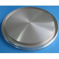 Wholesale Best Selling high purity cr target for sputtering 99.95% High purity sputtering Cr from china suppliers