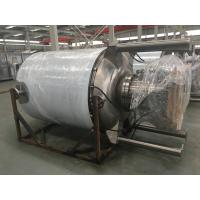 Buy cheap Stainless Steel Food Sterilization Equipment PLC Control Low Noise 380V from wholesalers