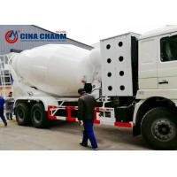China 10m3 Concrete Mixer Truck Drum With Hydraulic Pump Diesel Driven 3800*1950*2100mm on sale