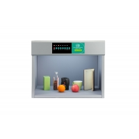 Wholesale B6006 Metal color assessment cabinet with D65/TL84/TL83/CWF/UV/F color light box used in plastic,ink,comestic,printing from china suppliers