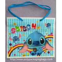 Wholesale Poly Drawstring Bags / One Shoulder Backpack Custom Children'S Cartoon Picture from china suppliers