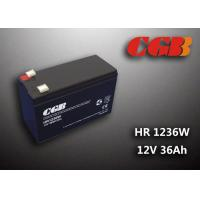 Wholesale 12V 7ah HR1236W Charge Ups Battery , Agm Longest Lasting Deep Cycle Battery from china suppliers