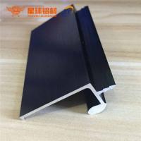 China Assamble aluminum material aluminium kitchen cabinet profile & custom height and length book display aluminum cabinet pr for sale