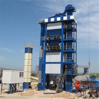 Wholesale Bitumen Mixing Plant Continuous Asphalt Drum Mix Plant For Road Construction 20tph 40tph 60tph 80tph from china suppliers