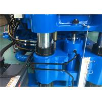 China Double Working Tables Vulcanizer Industrial Pressing Machine 200 Ton Clamp Force for sale