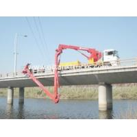 China Dongfeng 6x4 6m 270HP Bucket Type Bridge Access Equipment DFL1250A9 for sale