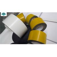 Wholesale Polyethylene Film Backing Underground Pipe Wrap Tape with ASTM D 1000 Standard from china suppliers