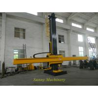 China Pipe Welding Column And Boom Seam Welding Machine with Cross Slides ZH5050 on sale
