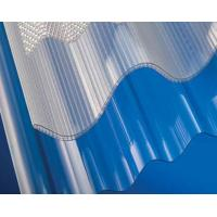 Wholesale Polycarbonate Corrugated Sheet / Plastic Roofing Panels / Transparent Roof Tiles from china suppliers