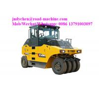 Wholesale Road Maintenance Machinery , XP163 Pneumatic Tire Road Roller , Operating Weight 11100kgs, 92KW from china suppliers
