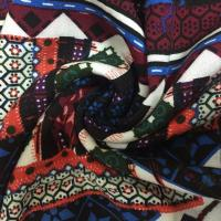Wholesale Plain Printed Rayon Fabric 30 X 30 Yarn Count 68 X 60 Density 145cm Width from china suppliers