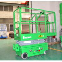 China Portable Industrial Mini Self Propelled Lift For Painting, Cleaning for sale