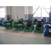 China 200T Conventional Pipe Welding Rollers Heavy Duty Tank Turning Rolls Danfoss VFD for sale