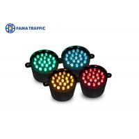 Wholesale 52mm Led Traffic Signal Lights Pixel Cluster, Standard Traffic Light Road Safety from china suppliers