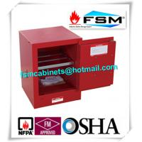 Wholesale Red Flammable Safety Cabinets 4 Gallon For Chemical Paint And Inks Storage from china suppliers