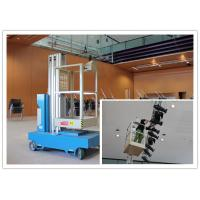 Quality GTWZ5-1005 Self Propelled Aerial Work Platform 136 kg Rated Load For Warehouse for sale