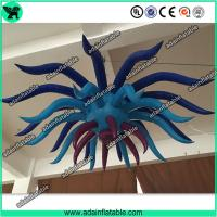 Wholesale Summer Indoor Festival Event Party Decoration Hanging Inflatable Flower from china suppliers