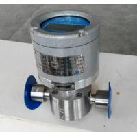 Wholesale Battery Operated Mini Oval Gear Flowmeter , Fluid Liquid Flow Meter from china suppliers