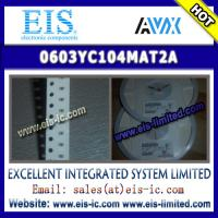Wholesale 0603YC104MAT2A - AVX Corporation - MLCC with FLEXITERM General Specifications - Email: sal from china suppliers