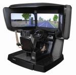 Wholesale Driver training simulator , professional virtual car driving sumulator from china suppliers