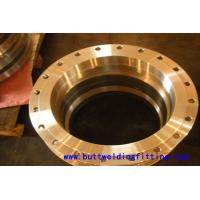Wholesale Welding Neck Flange PN10 CuNi 70/30 Flat Face Din2632 EEMUA145 ANSI B16.5 Size 1-48inch from china suppliers