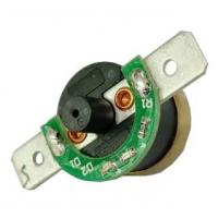 Wholesale T24-RF2-PB KSD301 Bimetal Thermostat(PPS case; Brass CAP; Max Ambient Temp 200℃, height 9.6mm) from china suppliers