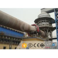 Wholesale Yz4262 Heating Portland Cement Plant Thermal Cement Sintered Rotary Kiln from china suppliers