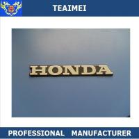 Wholesale Honda Car Metal Logo Vehicle Emblems Longer Working Life No Easy To Scratch from china suppliers
