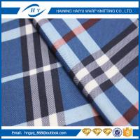 Wholesale Attractive Printed Ripstop Cheque Fabric  Custom Design 0.5mm-5mm Pile from china suppliers