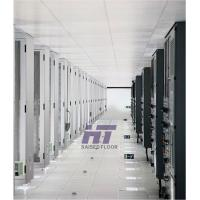 Wholesale Computer Room Raised Access Floor Panels , Steel / Cement Raised Flooring Systems from china suppliers
