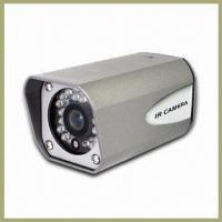 Wholesale 30m Digital Noise Reduction Color CCD IR Sony Mid-Resolution Camera with Weather-resistant Housing from china suppliers