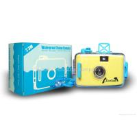 China LOMO 35mm film reusable underwater camera easily use on sale
