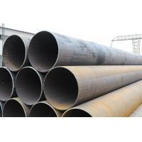 China erw weld black carbon steel pipe,low carbon q195 erw welded black steel round tube for sale