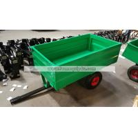 Wholesale small atv utility cart trailer 1500lbs from china suppliers