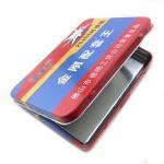 China Electronics Tin Custom Printed Boxes Rectangular 0.19-0.35mm Tinplate Material for sale