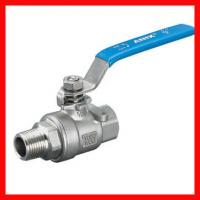 China Full Welded Ss Ball Float Valve , Flanged Type Ball Float Vent Valve on sale