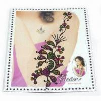 Wholesale Tattoo Sticker, Various Sizes and Designs are Available, Increases Brightness of Hand from china suppliers